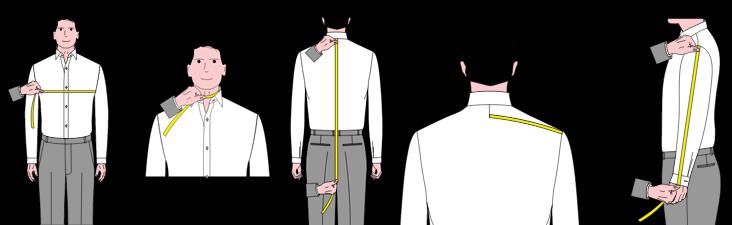 Hardman & Hemming Size Chart